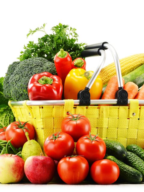 Vegan nutrition, Whole food, Bell pepper, Local food, Natural foods, Produce, Ingredient, Food, Vegetable, Food group,