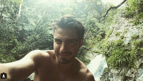 Barechested, Jungle, Tree, Muscle, Adaptation, Selfie, Photography, Sunlight, Forest, Chest,