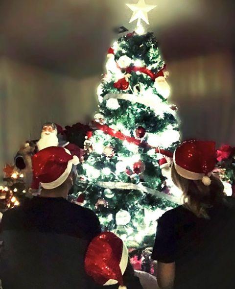 Christmas tree, Christmas, Christmas ornament, Christmas decoration, Tree, Tradition, Christmas eve, Interior design, Event, Woody plant,