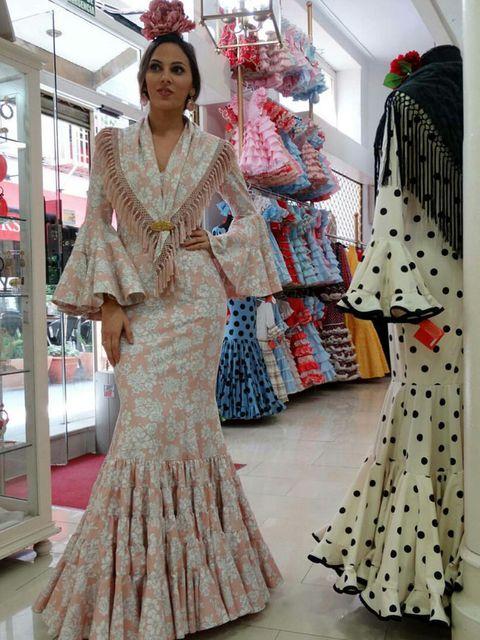 Clothing, Dress, Fashion, Pink, Fashion design, Formal wear, Fashion model, Peach, Outerwear, Design,