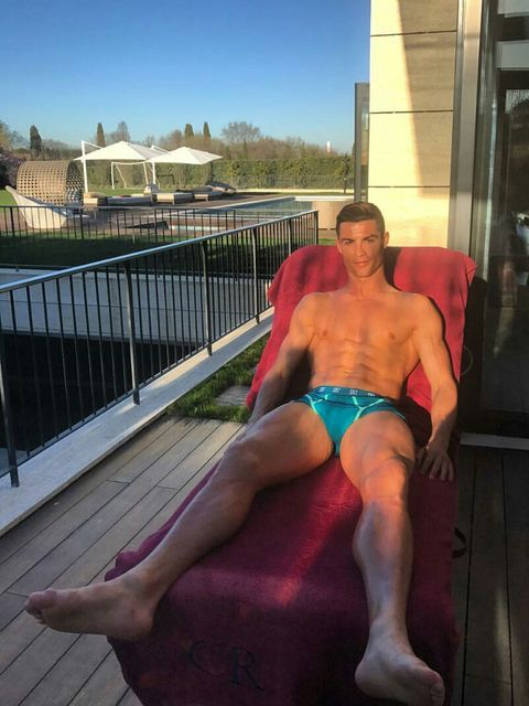 Leg, Muscle, Briefs, Undergarment, Sun tanning, Barechested, Thigh, Bikini, Vacation, Swimwear,