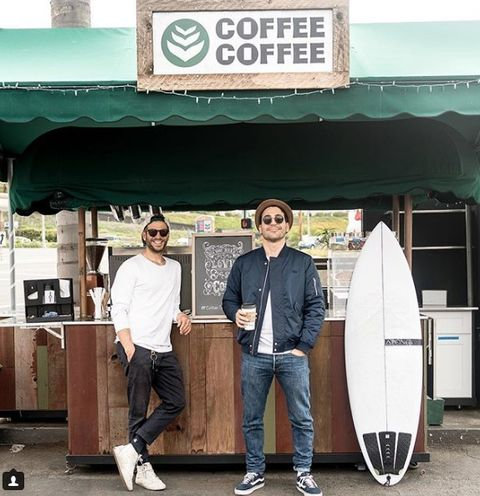 Clothing, Eyewear, Vision care, Glasses, Trousers, Surfboard, Surfing Equipment, Shirt, Standing, Outerwear,