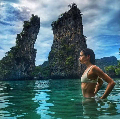 Water, Nature, Sky, Vacation, Beauty, Fun, Sea, Summer, Tropics, Tourism,