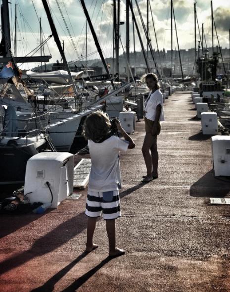 Vehicle, Boat, Watercraft, Sailboat, Sail, Harbor, Deck, Marina, Vacation, Ship,