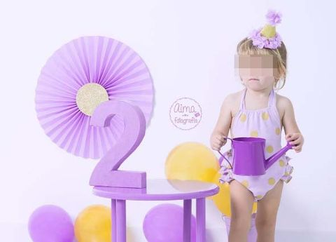 Purple, Violet, Lavender, Toddler, Playset, Child, Play, Toy, Costume, Doll,