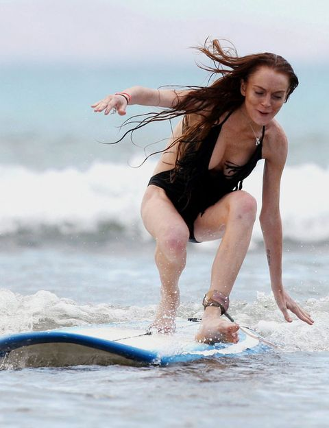 Fun, People in nature, Leisure, Summer, People on beach, Surfing Equipment, Beauty, Vacation, Barefoot, Beach,