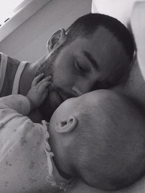 Child, Baby, Birth, Skin, Nose, Black-and-white, Childbirth, Photography, Sleep, Monochrome,