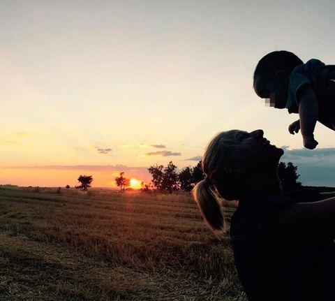 Plain, Sunlight, Sunrise, Sunset, Backlighting, Field, Grassland, Morning, Evening, Dusk,