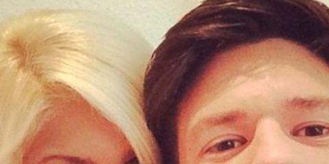 Face, Nose, Mouth, Lip, Cheek, Eye, Hairstyle, Facial hair, Skin, Chin,