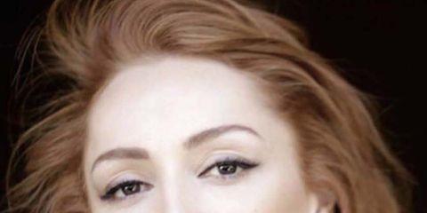 Hair, Head, Nose, Lip, Cheek, Brown, Hairstyle, Eye, Skin, Chin,