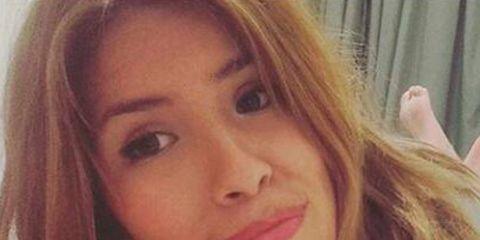 Hair, Face, Head, Nose, Lip, Cheek, Mouth, Brown, Hairstyle, Eye,