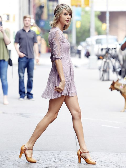 Clothing, Footwear, Leg, Brown, Human leg, Shoe, Carnivore, Street fashion, Style, Street,
