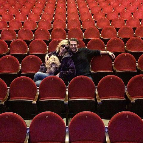People, Red, Carmine, Theatre, Beard, Maroon, Auditorium, Audience, Fur, Performing arts center,