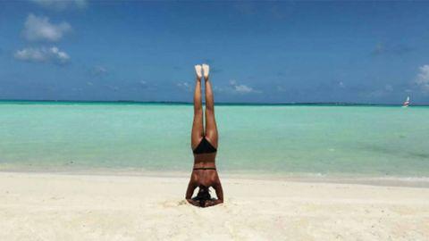 Vacation, Ocean, Beach, Sea, Caribbean, Summer, Tropics, Horizon, Fun, Calm,