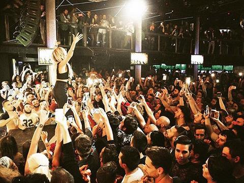 Crowd, People, Entertainment, Hat, Audience, Headgear, Fan, Celebrating, Party, Public event,