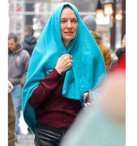 Wrap, Street fashion, Tradition, Shawl, Wrinkle, Abaya,