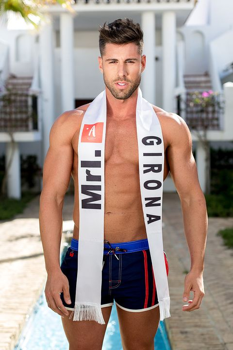 Barechested, Clothing, Muscle, Briefs, Fashion, Model, Chest, Athlete, Undergarment, Sports uniform,