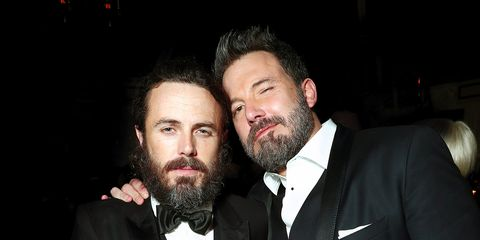 Facial hair, Beard, Suit, Moustache, Event, Formal wear, Fun, Tuxedo,