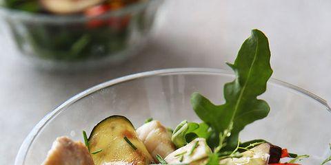 Food, Dishware, Serveware, Tableware, Cuisine, Cutlery, Ingredient, Produce, Kitchen utensil, Vegetable,