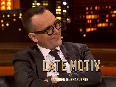 Eyewear, Glasses, Photo caption, Suit,