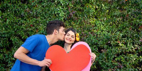Happy, People in nature, Love, Interaction, Organ, Heart, Romance, Friendship, Hug, Holiday,