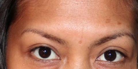 Lip, Cheek, Brown, Skin, Chin, Forehead, Eyebrow, Eyelash, Beauty, Iris,