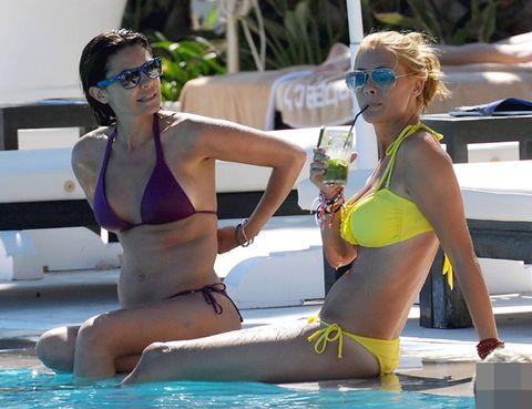 Clothing, Eyewear, Vision care, Glasses, Brassiere, Fun, Sunglasses, Swimwear, Bikini, Swimsuit top,