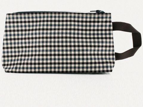 Textile, Pattern, Bag, Rectangle, Beige, Pocket, Wallet, Webbing, Strap, Square,