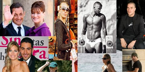 Arm, Human, Human body, Collage, Watercraft, Dress, Sunglasses, Waist, Trunk, Chest,