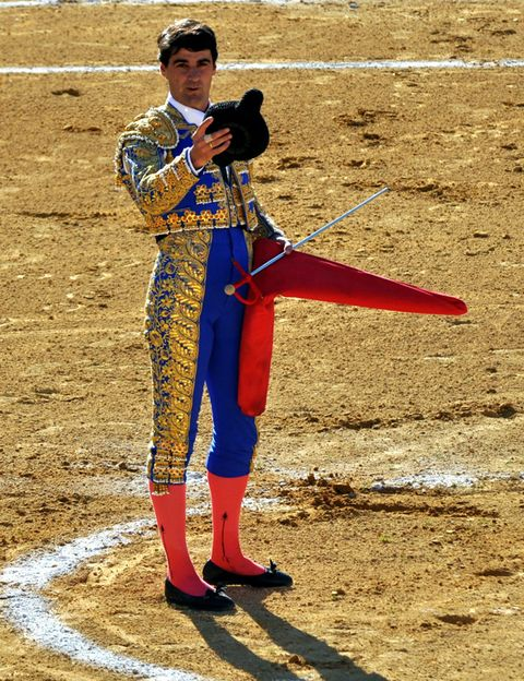 Matador, Sunglasses, Costume, Tights,