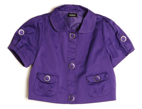 Clothing, Blue, Product, Collar, Sleeve, Purple, Violet, Text, Textile, White,