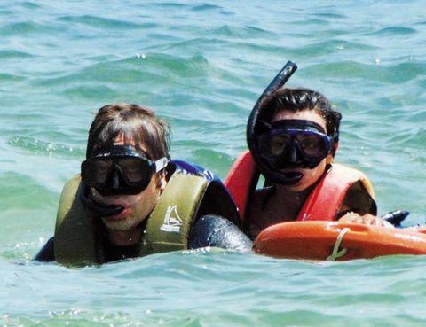 Eyewear, Fun, Personal protective equipment, Recreation, Water, Diving equipment, Leisure, Outdoor recreation, Goggles, Summer,