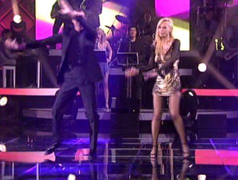 Leg, Event, Entertainment, Performing arts, Music, Musician, Music artist, Musical instrument, Stage, Pop music,