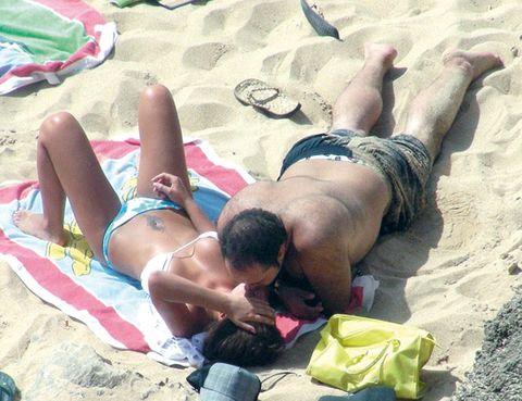 Leg, Fun, Sand, Human leg, Sun tanning, Summer, Toe, Beach, Undergarment, Swimwear,