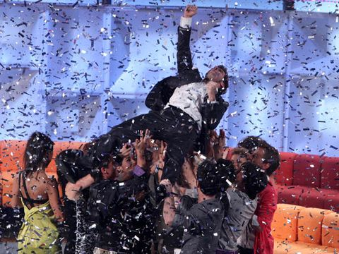 Audience, Confetti, Celebrating, Fan,