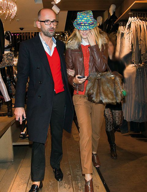 Trousers, Coat, Textile, Shirt, Outerwear, Style, Fashion accessory, Hat, Fashion, Blazer,