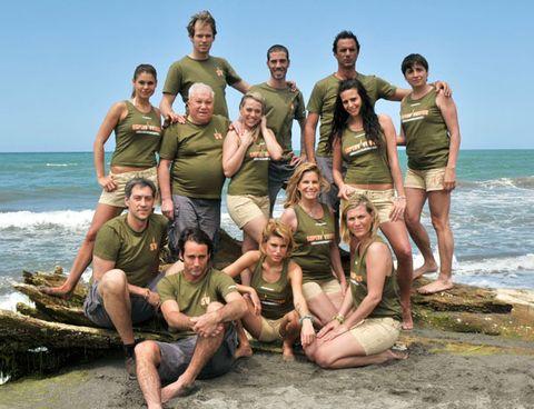 Face, Leg, Smile, Fun, People, Social group, Coastal and oceanic landforms, Leisure, Shore, Tourism,