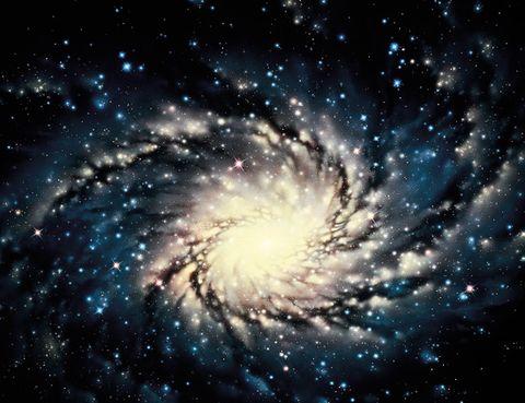 Resultado de imagen de Simetría en las galaxias