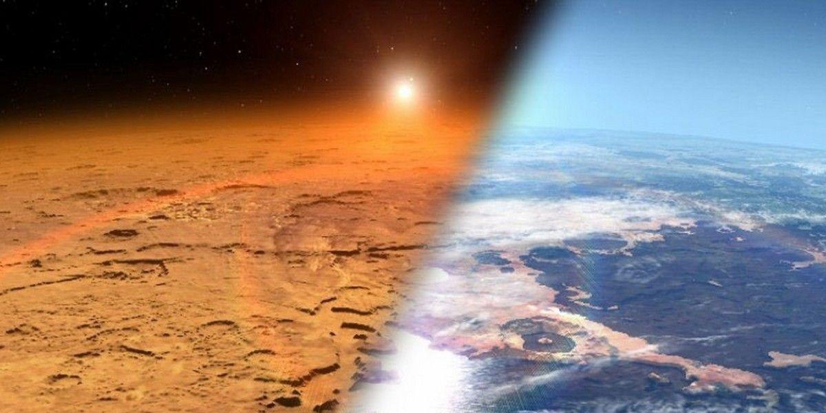 La NASA quiere crear un campo magnético gigante para hacer que Marte sea habitable