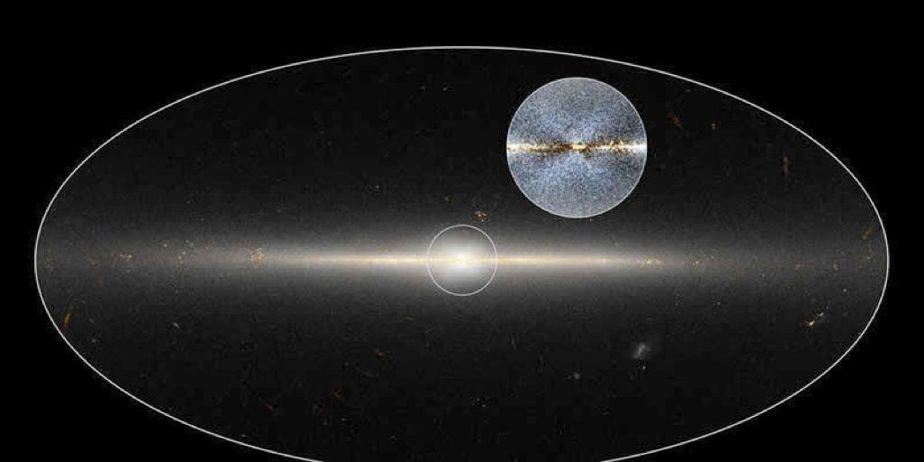 En el centro de La Vía Láctea hay una misteriosa X