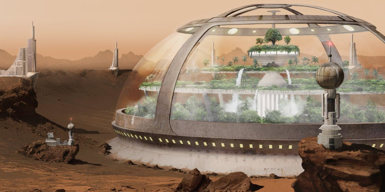 ¿Se pueden cultivar patatas en Marte?