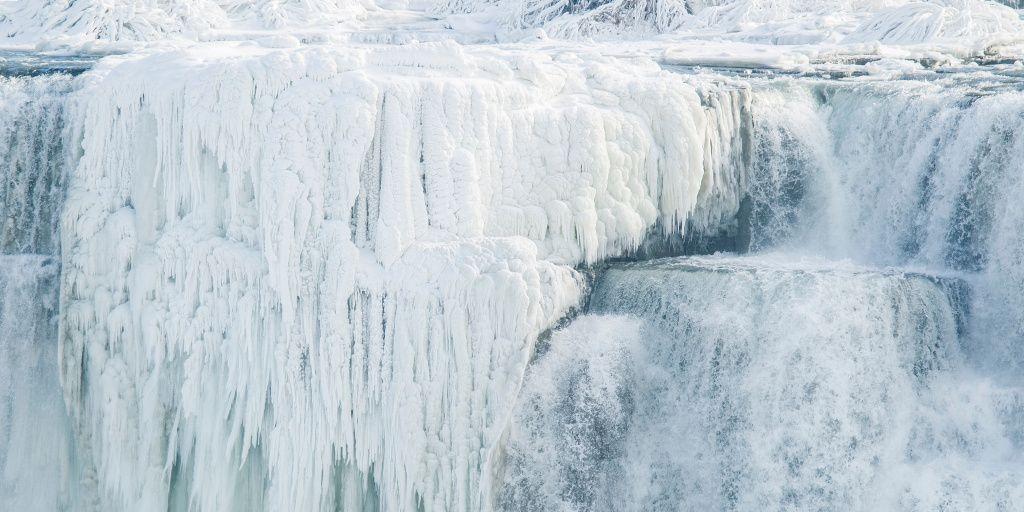 10 paisajes congelados que te dejarán helado