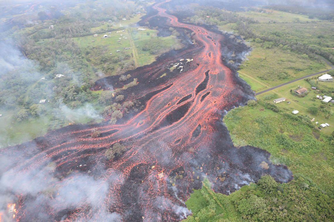¿Por qué es tan peligroso que la lava del volcán Kilauea llegue al mar?