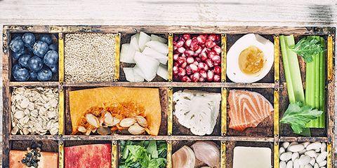 los 50 alimentos más saludables de la historia