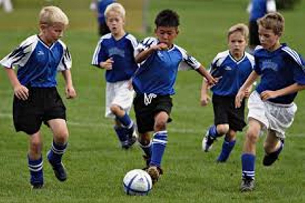 Jugar Al Futbol Es Bueno Para Los Huesos De Los Ninos