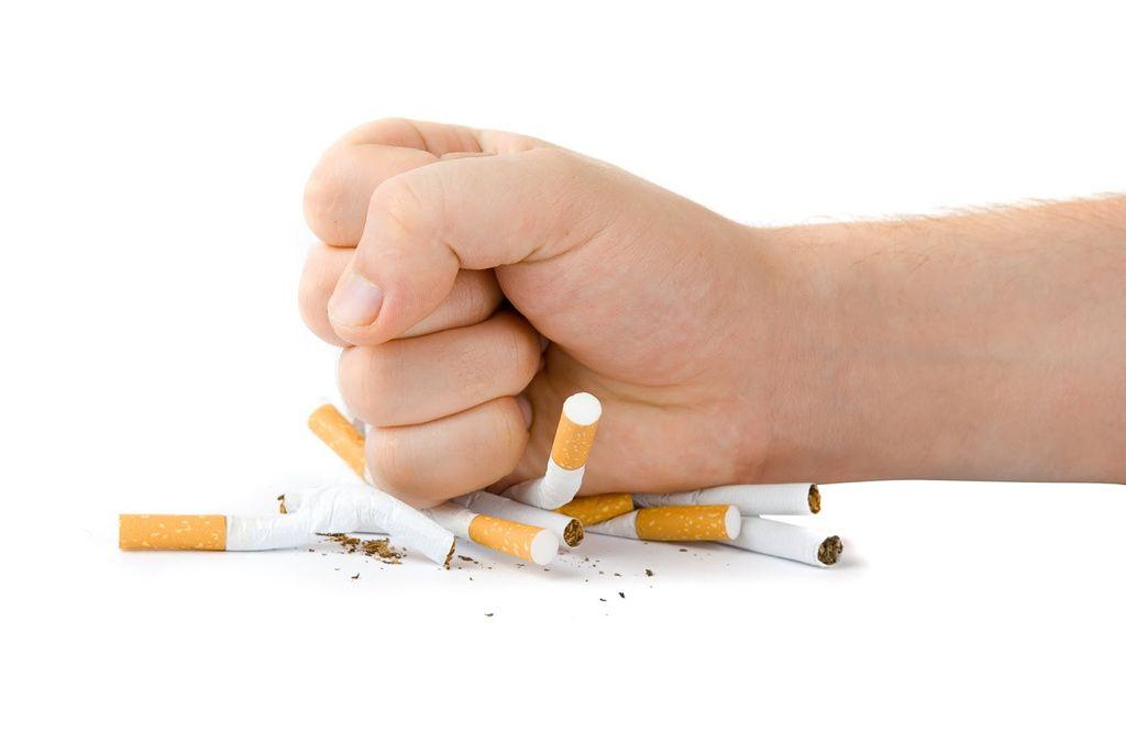como puedo dejar de fumar cigarrillo