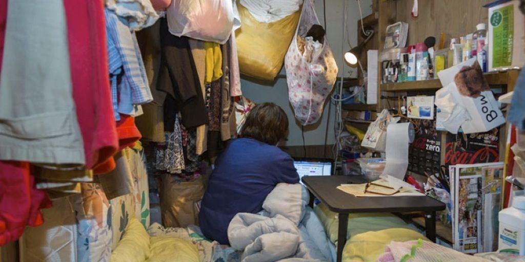 Así se vive en los apartamentos más pequeños de Tokio