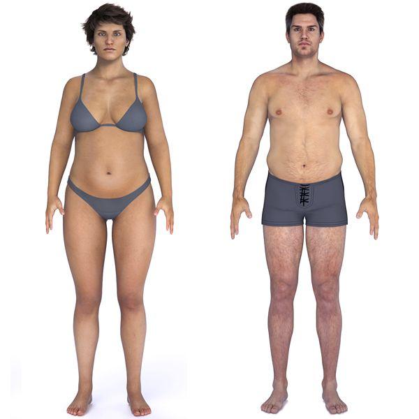 Hombre peso metros ideal 1.80