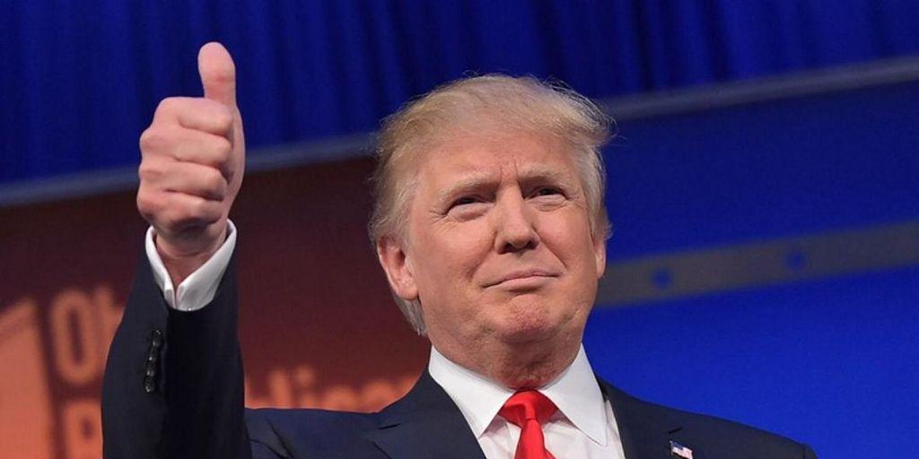 ¿Por qué Donald Trump suele usar corbatas rojas?