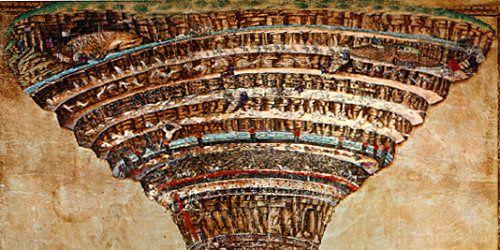 ¿Es verdad que un arquitecto diseñó una cárcel tomando como modelo el Infierno de Dante?